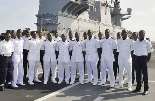 Preparation for Joining African Maritime Academy