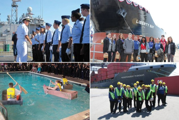 The Good News In African Maritime Academy